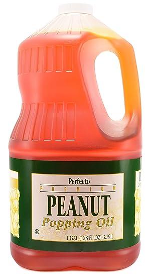 Peanut Popping Oil