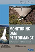 Monitoring Dam Performance: Instrumentation and Measurements (Manual and Reports on Engineering Practice Book 135)