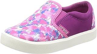 Crocs Unisex Kids Citilane Novelty Slip-on Shoe
