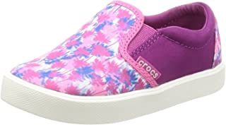 Crocs Unisex Kids Citilane Novelty Slip-on Shoe