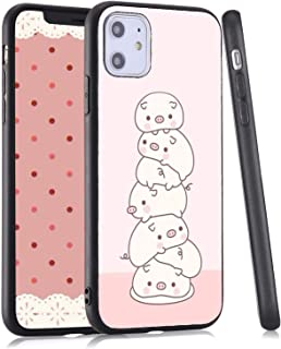 LuGeKe Comic Cartoon Phone Case Cover Slim fit Flexible Matte Phone Cover Shell for iPphone XS Max,iPhone XR,iPhone X/XS,i...