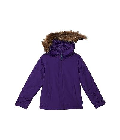 Burton Kids Bennett Jacket (Little Kids/Big Kids) (Parachute Purple) Girl