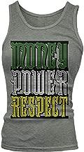 Amdesco Junior's Money Power Respect Tank Top