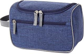 ماء أكسفورد حقيبة أدوات الزينة المحمولة السفر مستحضرات التجميل حقيبة الحلاقة عدة حقيبة ماكياج الحقيبة حمل حقيبة