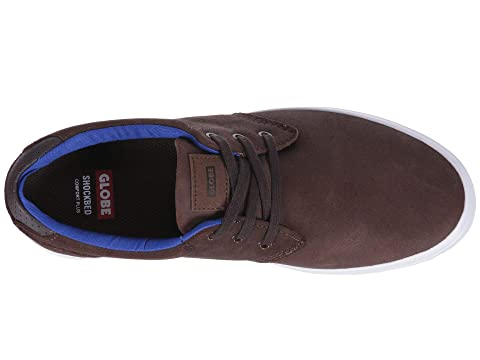 Marrón Humo Mediados Leña Globo Azul Canvasblack Negro Gumdark Negro De Winslow Browndark q7BwOR