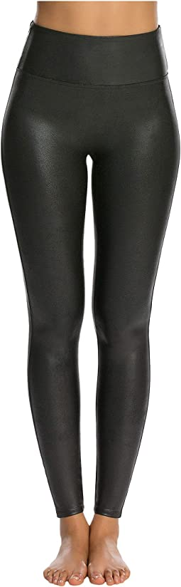 95995337ed8 Spanx ready to wow faux leather leggings