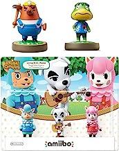 $37 » Animal Crossing Series 3-Pack Amiibo (Animal Crossing Series) - Mr. Resetti - Kapp'n Amiibo Bundle for Nintendo Switch - 3...