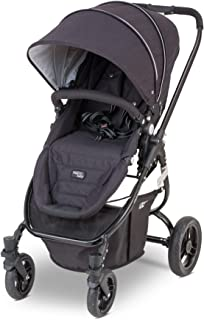 Valco Baby Snap Ultra Lightweight Reversible Stroller (Black Night)