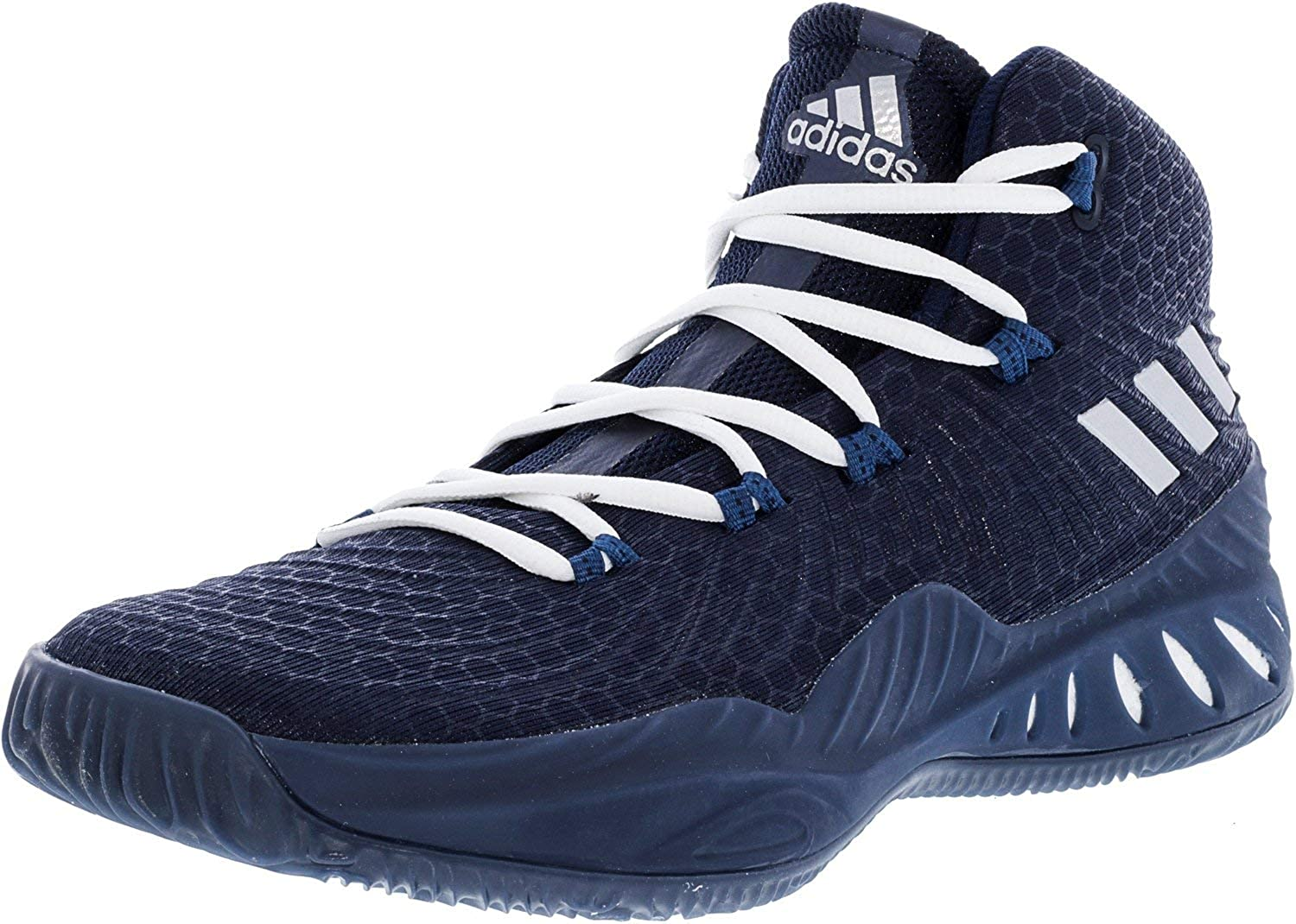 adidas Crazy Explosive NVY/SIL/NVY (by3773) B074P18VB1  | Online-verkauf
