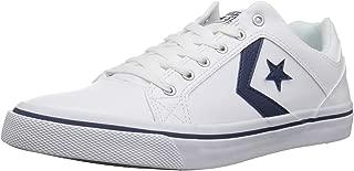 men's El Distrito Leather Low Top Sneaker