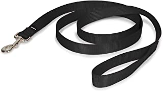 "PetSafe Nylon Leash, 1"" x 6', Black"