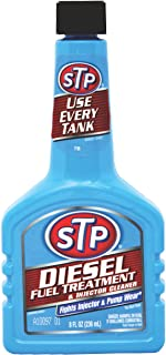 STP Diesel Fuel Treatment and Injector Cleaner (236 ml, 2 Pieces)