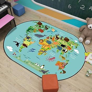 QWEASDZX Moquette Soggiorno Semplice Tavolino da Salotto Tappeto Joker Camera da Letto Completo di Moquette Tappeto Antiscivolo Tappeto Lavabile in Lavatrice 40X60cm