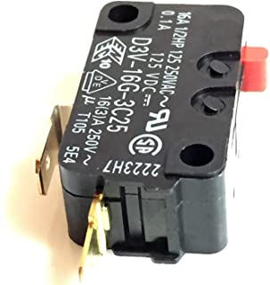 Frigidaire Microwave Micro Door Relay Switch 5304440026 and FMV156DCC