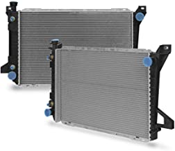 CU1453 Radiator Replacement for Ford Bronco F-150 F-250 F-350 1985-1997 V8 5.0L 5.8L(1