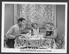 8x10 Photo~ Blondie ON A Budget ~1940 ~Penny Singleton ~Arthur Lake ~Larry Simms