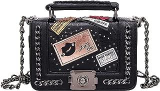 Best patch crossbody bag Reviews