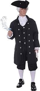 Forum Men's Founding Father Plus-Size Patriotic Costume