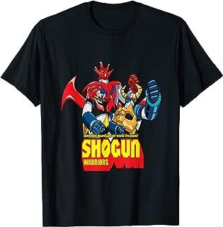 Shogun Warriors T-Shirt