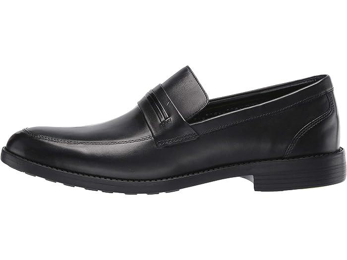 Bostonian Birkett Way Black Leher Loafers