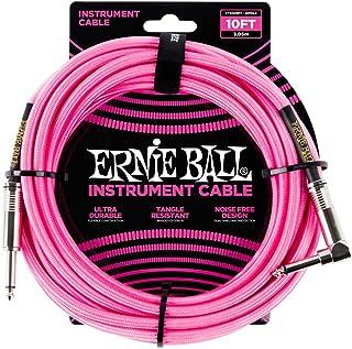 Cavi Assemblati Per Strumenti Musicali 6078 Cavo Braided Neon Pink 3,05 M