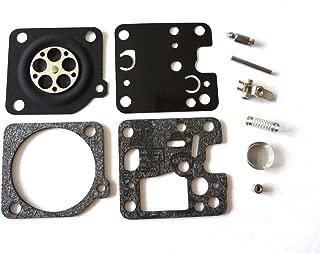 CTS Carburetor Repair/Rebuild Kit Replaces ZAMA RB-107 for Echo GT200 GT201 SRM200 SRM201 SRM230 SRM231 HC-160 HC-180 HC-200 ES-230 ES-231