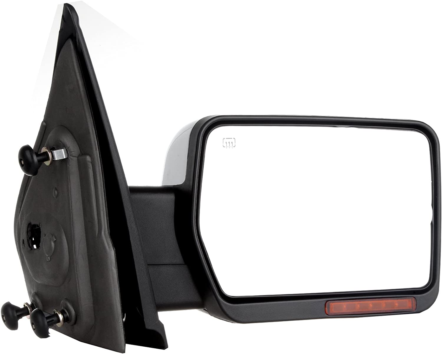 QUALINSIST Tow Mirror Fits for 2004-2014 For Ford F150 Pickup Tr