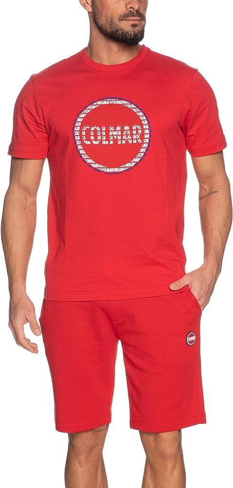Colmar t-shirt , maglietta per  uomo , 100 % cotone 7569-6SH