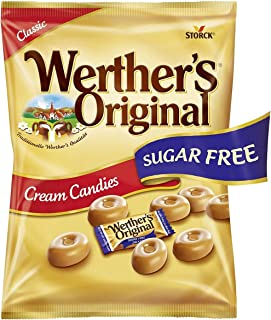 Werthers Sugar Free Candies 70g