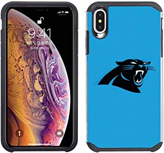 Prime Brands Group Cell Phone Case for Apple iPhone XS Max - Carolina Panthers