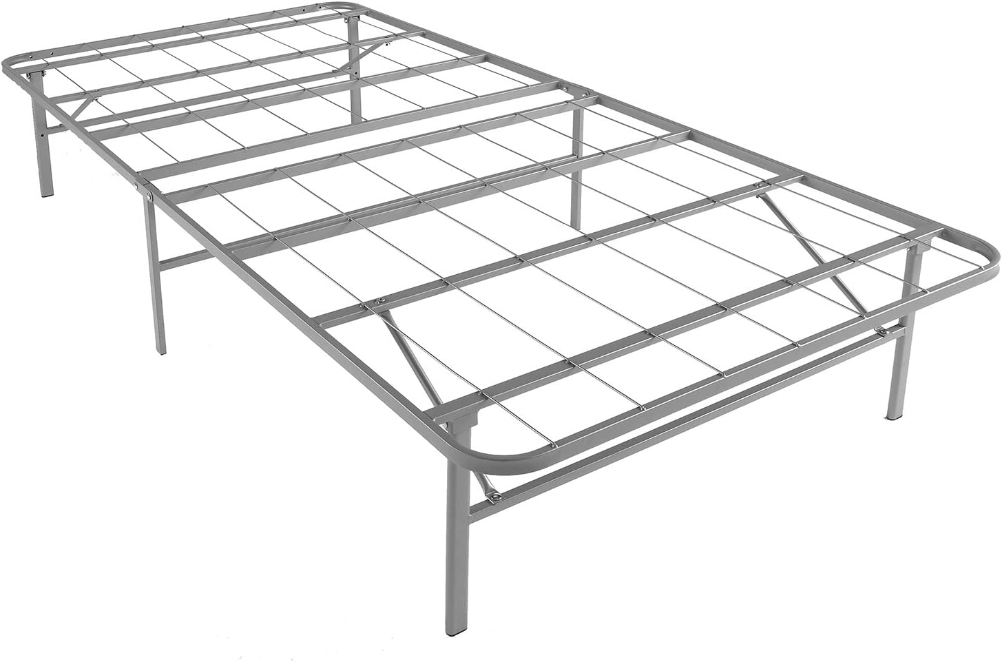 EZ-Fold Platform Bed Frame - Too Storage No Foldable Under-Bed Ranking TOP19 NEW before selling