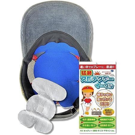 ムレナイン99 熱中症対策 猛暑プロテクター 暑さ対策 インナーキャップ 帽子の遮熱・吸汗・消臭 ゴルフキャップ