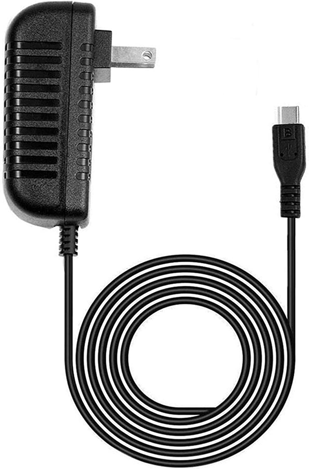 AC Adapter Compatible Replacement for Arctic Air Model 17013 AA-MC4 AAMC4 (w/USB Connector) Portable Evaporative Cooler TM-K007VC-00501500PH-01 Wall DC Power Supply Charger Cord Cable Adaptor, 5 Feet