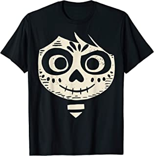 Disney Pixar Coco Miguel Face Halloween T-Shirt