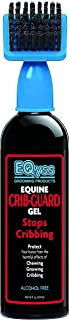 Eqyss Crib Guard Equine Gel 16oz - Guaranteed to Stop Your Horse from Chewing and Cribbing