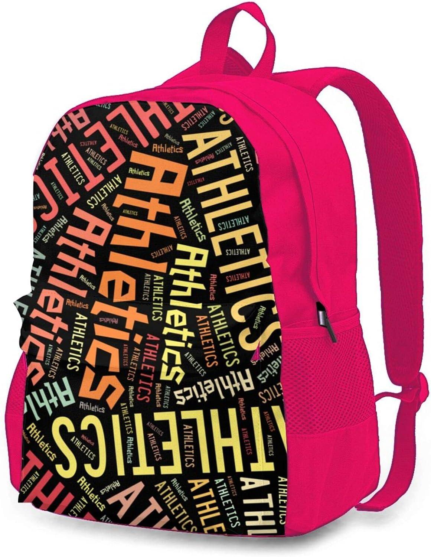 Sports Name Athletics Travel Nashville-Davidson Mall Laptop Work Adjustable Backpack Special price for a limited time Sho
