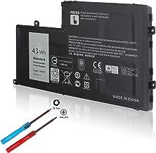 TRHFF 01V2F 1V2F6 11.1V 43Wh Battery Compatible with Dell Inspiron 5547 N5447 15-5548 14 15 5000 5445 5447 5448, Latitude 14 3450 15 3550, fits 1WWHW 0PD19 DFVYN 0DFVYN P39F 58DP4 VVMKC 0VVMKC 5MD4V