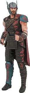 DIAMOND SELECT TOYS Marvel Select: Thor Ragnarok Gladiator Thor Action Figure