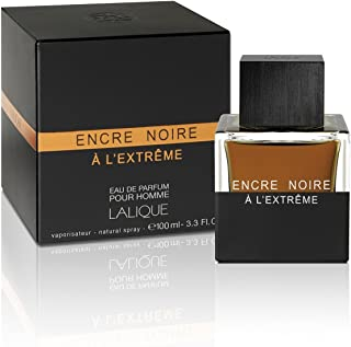 Lalique Encre Noire A LExtreme - perfume for men, 100 ml - EDP Spray