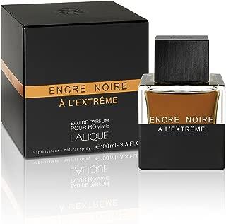 Lalique Encre Noire A LExtreme - perfume for men, 100 ml - EDP Spray