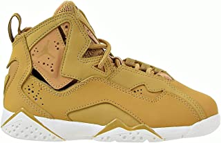 Nike Kids True Flight BP Golden Harvest/Golden Harvest Basketball Shoe 3 Kids US