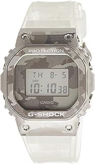 تُعد ساعة جي شوك GM-6900-5600SCM من كاسيو ساعة يد رقمية للرجال ذات وجه معدني