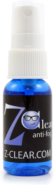 ZClear Lens Cleaner and Defogger Paste for Eyeglasses, Paintball Masks, Snorkel Masks, Swim Goggles, Camera Lenses  Safe on All Lenses Including Glass, Plastic and Lexan Lenses