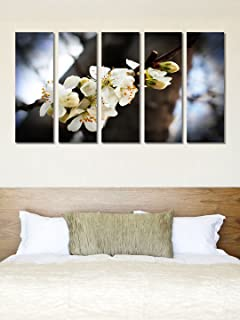 999Store painting set painting for wall decoration big size Sun Set wall art panels hanging painting Set of 5 frames (130 ...