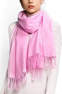 Womens Scarves,Large Soft Cashmere Feel Pashmina Shawls Wraps Light Scarf