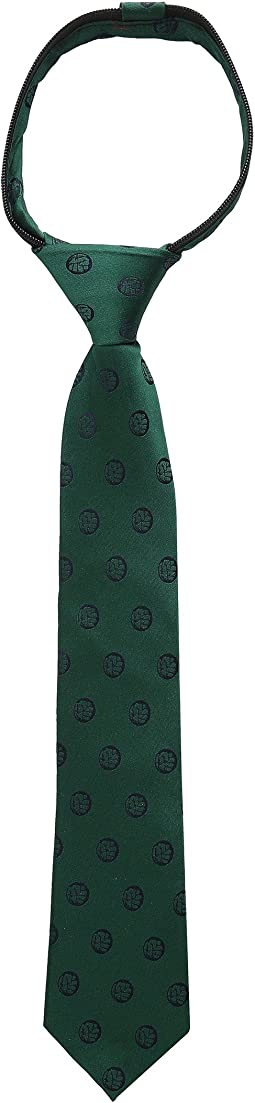 Cufflinks Inc. Hulk Zipper Tie (Little Kids)