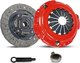 Clutch Kit Works With Acura Cl Honda Accord Prelude Dx Ex Lx Value Package Type SH VTEC 1990-2002 2.2L l4 2.3L l4 GAS SOHC 2.2L l4 GAS DOHC Naturally Aspirated (F22; F23; Stage 1)