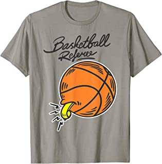 Basketball Referee T-shirt - Funny&Unique Shirt - HowExpert T-Shirt