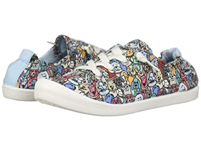 BOBS from SKECHERS Beach Bingo Woof Pack (Multi) Women