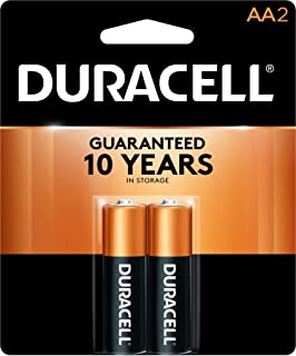 Duracell 32048 Type AAA Alkaline Batteries, pieces of 2 - (Pack of1)